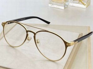 Men Pilot Eyeglasses Glasses Frames Clear Lens 0212s Fashion Clear Sunglasses Frames occhiali da sole with box
