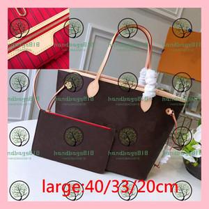 neverfull bag kadın çantası Renkli handbags'in tuval kadın çantaları erkek çanta womens heybe Anne ve çocuk çantası taşımak şeffaf torbalar Çanta Speedy totes