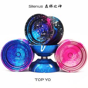 Nouveau Arrivée Topyo Silenus Yoyo Professionnel Yo - Yo Le dieu de la forêt Yoyo Metal Ball Concours Professionnel Yoyo 1020