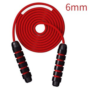 With Ball Bearings Home Free Rapid Speed Foam Handle Exercise Jump Rope Kids Adults Fitness Adjustable Length Gym