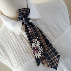 14Colors Original Ladies Bowtie Classic Shirts Bow Ties for Women Business Wedding Bowknot Plaid Butterfly Girls Suits Neck Ties