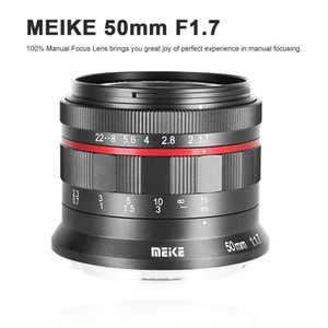 Meike 50mm f 1.7 Large Aperture Manual Focus Lens for Nikon Z-mount Mirrorless Cameras Nikon Z6 Z7 with Full Frame