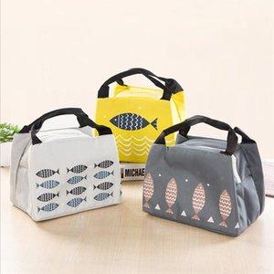 Vieruodis Tragbare Aufbewahrungstasche Outdoor Picknick-Isolierpaket isoliert Portable Lunch-Tasche Home Living Supplies