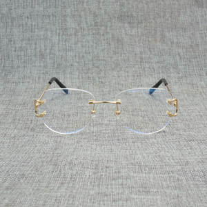 Finger Metals Square Clear Reading Oversize Glasses Optical Wire Oval Random Men ZRIC C Eyewear Women For Glass Oculos Frame Xolgs
