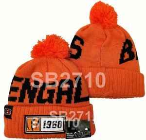 CIN Hat Cincinnati Beanie Knitted Beanie Women man Wool Hat Crucial catch intercep cancer Knit Bonnet Beanies Gorro Warm winter Cap a4