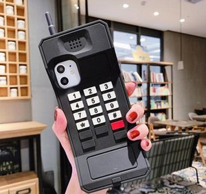 3d Cellular Classic Mobile Phone Case For Iphone Se Case 11pro Max Xs Max 6 7 8 Plus Retro Protection Anti C sqcGzj bdejewelry