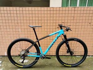 2019 costelo 솔로 2 탄소 완료 산 MTB 자전거 자전거 29er Axle Carbon Frame 탄소 바퀴 원래 그룹