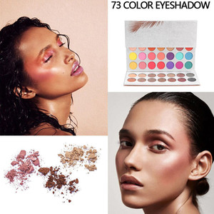 Eyeshadow Palette 63 Colors Shimmer Matte Eye Shadow Eyeshadow P alette Pro Cosmetic Makeup Tool palette fard a paupiere #251030