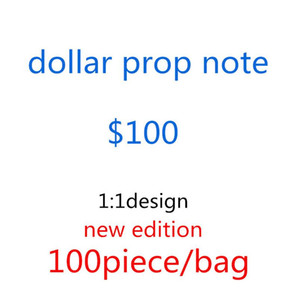 Banknote Selling Prop Fake Usd Money Copy Gold Designers Dollars 1 5 10 Banknote Paper  20 50 100 Hot Banknote Price Bags-f11 Ekvpv