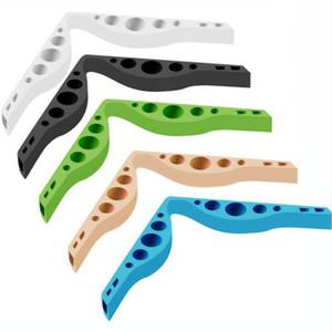 Anti Fog Silicone Nose Bridge Pads Nose Bridges Flexible Design Protection Strip Accessory Reusable Prevent Glasses From Fogging DDA686