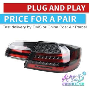 AKD Car Styling Styling Light per M3 E92 330i 335i M3 2006-2013 Taillight Assembly Freno posteriore + Reverse + Lampada di segnalazione