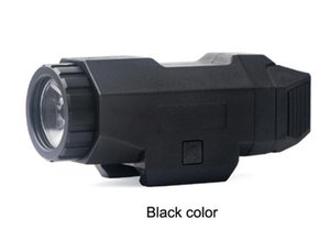 1PCS APL X115 صيد التكتيكي العسكري مسدس بندقية الخفيفة بقيادة مصباح يدوي الشعلة البصر صالح 20MM دليل Picatinny السكك الحديدية ويفر