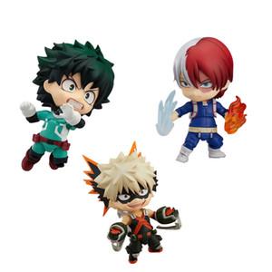 Mi héroe academia figura de acción todoroki shood 1112 mideoriya izuku 686 bakugou katsuki 705 juguete juego anime figurine lindo muñeca modelo 1008