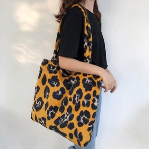 Canvas Handbag for Girls Ladies Large Capacity Casual Shoulder Bag Women Totes bolsa feminina Drop Shipping