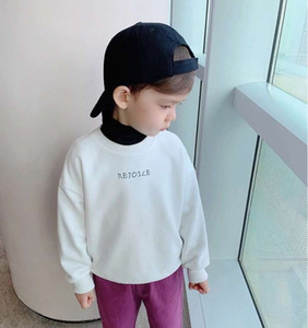 black boys fashion hoodie outfits soccer boots little girls casual pink sweaters baby child school gym dress 90-140 cm