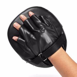 Boxing Gloves Pads Hand Target Pad Muay Thai Kick Focus Punch Pad Karate Taekwondo Mitt Mma Foam Boxer Training Kickboxing Sanda