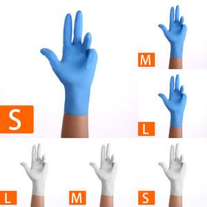 BlueWhite Tek kullanımlık eldiven, Nitril Toz Lateks Ücretsiz, Dokulu Cheap için Yiyecekler Sınıf Gl 3y2f1 Satış Anti-skid