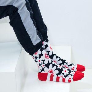 Мужские носки женские носки женские носки смешно милый мультфильм фрукты авокадо яичный масло живописи ван Гог полосы счастливые японские скейтборд носки нижнее белье
