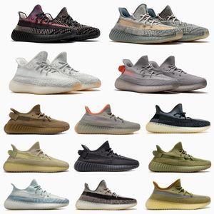 2020 muşamba muşamba estático reflexiva los zapatos corrientes de los hombres de las mujeres zapatillas de deporte