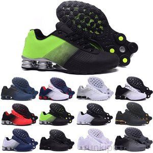 New Deliver SHO 809 men Shoes Black White Green red High Quality Mens Athletic Sneakers Sports Shoes size 40-46 WP02 3EC8