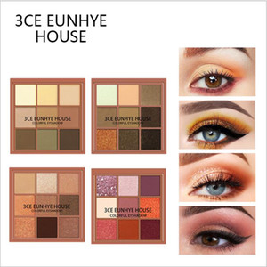 3CE Mood Recipe Multi Eye Color Palette #OVERTAKE #SMOOTHER #FIRST LOVE AND PLOT TWIST 9 Tone on tone Eyeshadows