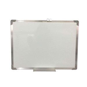 Writing Boards Single Sided Magnetic Dry-Erase Whiteboard with Marker & Eraser & 2pcs Magnets 60*40cm