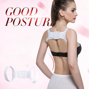 Back Posture Corrector Clavicle Back Support Correction Straight Shoulders Brace Strap with for Adult Chilren1