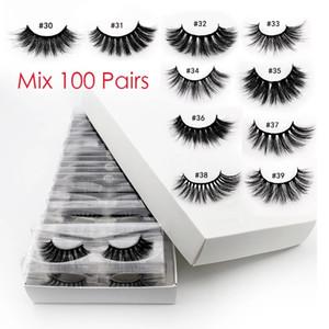 Wholesale Eyelashes 3d Mink Lashes Natural Mink Eyelashes Wholesale False Eyelashes Makeup False Lashes In Bulk