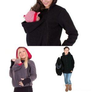 ZW2WN Baby Girls Designer Vêtements Vêtements Collier de fourrure Girl à capuche Enfants Winter Korean Maternité Denim Coat Jacket Designer Plus Velvet Haute Qualité