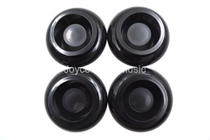 1 Set Of 4pcs Black Upright Piano Caster Cups Foot Pad Shockproof