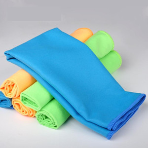Car Cleaning Towel Soft And Thick Water Absorbing Double Sided Fleece Polishing Waxing Towel Microfiber Car Cleaning H qylHcS