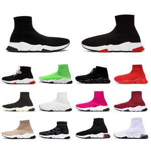 2020 핫 desinger 양말 스포츠 신발 남성 평면 캐주얼 신발을 체배기 빈티지 낙서 스니커즈 양말 부츠 디자이너 플랫폼 트레이너 여자