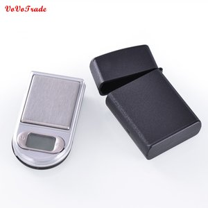 0.01~200g Gram Portable Mini Lighter Style Digital Pocket Scale Household Jewelry Scale Jewelry Store Accurate Weighing New