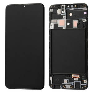 New Original A20 With Frame For Samsung Mobile Phones Touch screen for Samsung Galaxy A20 LCD A205 A205F A205FD Display