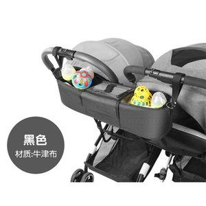 Твин сумка для хранения детской коляски сумки большой емкости ткани Оксфорд детской коляски бутылочка для кормления мешка 201026 хранения подгузников