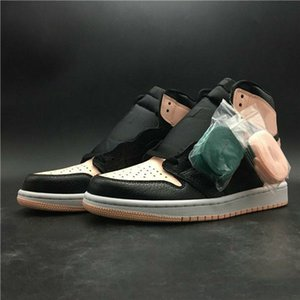 New Arrival 1 High OG Crimson Tint i pink black MEN Basketball Shoes sneakers sports outdoor trainers