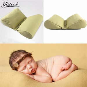 Wedge shaped Posing Pillow for Newborn Photography Props Butterfly Baby Cushion Infant Positioner LJ201208