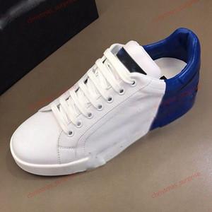 Dolce Gabbana sneakers Neue Mode Rock Lunner Camouflage Leder Sneakers Schuhe Männer, Frauen Rockstudien Outdoor Casual Cannustars Trainer Sportschuhe