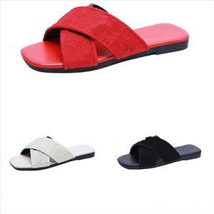 RCONB Мужчины дизайнерские тапочки красный хлопок мягкий бассейн веселые плоские роскошные роскоши дизайнерские шипы Flip Beach Slides Dotes Bow Plush Tide