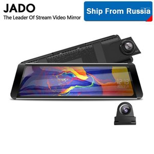 JADO T650C Dash cam Stream RearView Mirror Car Dvr Camera FHD 1080P video recorder night vision1