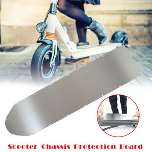 Stainless steel protection of protective box cover for ninebot Max G30 electric motorcycle chassis