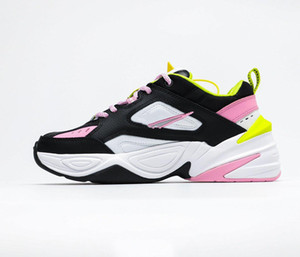 Explosion models M2K Tekno men and women retro old shoes fashion sports running shoes Hococal size 36-45.