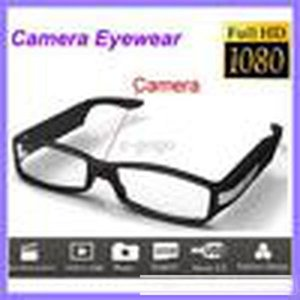 Full HD 1080p Eyewear Camera Mini Camera DV Óculos Mini DV