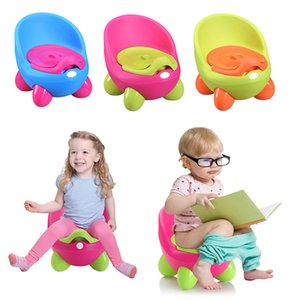 Portable Potty Baby Accessories Toilet Stool Baby Seat Kid Training Potty Plastic Urinal Pot For Children Infantil Orinales Bebe LJ201112