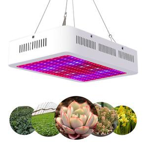 شريحتي الطيف الكامل النباتات ضوء LED مصباح 2000W النمو النباتية للالخضار المزهرة الألومنيوم DHL