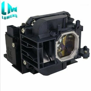 9-летний магазин NP44LP Замена Запасной лампы с корпусом для NEC NP-P474U P474U P554U P474W P554W NP-P474W NP-P554U NP-P554W1