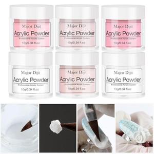 Dipping Nail Powder Set Flüssigkeitssystem Klares Dip System Tools ohne Acryl-Heilung-Lampen-Nagel-Puder-Kit Tools Art B0V9
