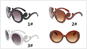 Fashion Round Frame Ladies Sunglasses Brand Designer Women Glasses Lady Driving Driver Sun Glasses 9901 Oculos De Sol