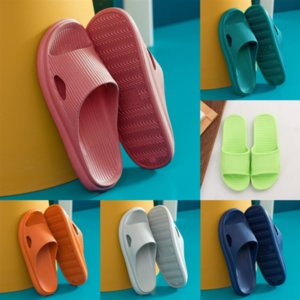 tCY slipper home with Sandals women rainbow flip slides flops Leather Women sandal with Double Metal Black White Brown slippers Summer