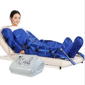 Portable Spa Salon Clinic Use Presoterapia Equipment Pressotherapy Body Slim Lymph Drainage Air Pressure Body Massage Pressotherapy Device